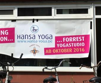 Hansa Yoga Forrest Yoga Katharina Eröffnung Forrest Yogastudio Barmbek Winterhude Saarlandstraße 7, 22303 Hamburg