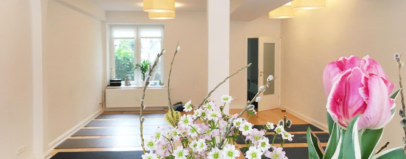 Hansa Yoga Yogastudio Forrest Yoga Katharina Hamburg Barmbek Winterhude Saarlandstraße Stadtpark