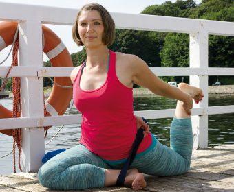 Hansa Yoga Team: Katharina Rodewald, Forrest Yoga, Hamburg, Winterhude, Barmbek