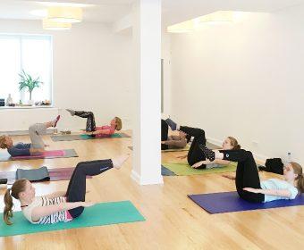 Hansa Yoga Team: Ulrike Kausch, Pilates, Hamburg, Winterhude, Barmbek