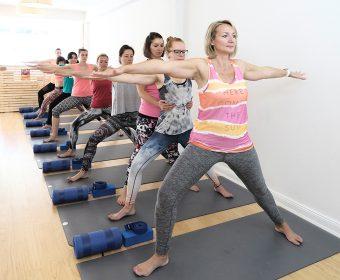 Hansa Yoga Forrest Yoga Katharina Hamburg Winterhude Barmbek Warrior Anfänger