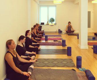 Hansa Yoga Forrest Yoga Winterhude Lange Yoganacht Hamburg 2018