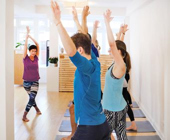 Ute Simons Hatha Yoga Präventionskurs Gesundheitskurs Kompakt Neujahr