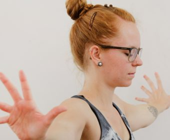 Hansa Yogalehrerin Forrest Yoga Inspired Hatha Yoga Felicitas Linhardt