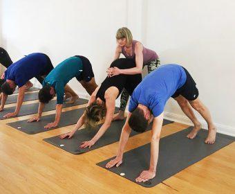 Stefanie Leu Yoga Workshop Frühling Frühlingserwachen Hansa Yoga Barmbek Winterhude