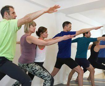 Hansa Yoga Vinyasa Yoga Hamburg Winterhude Barmbek Basics Anfängerworkshop