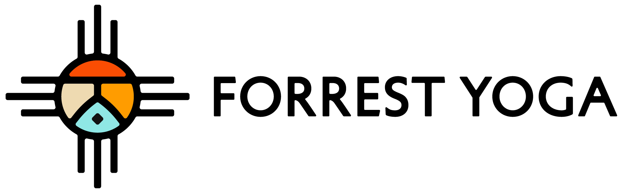 Forrest Yoga Logo 2019