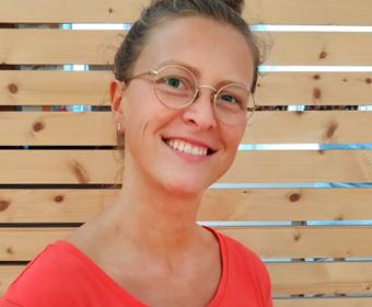 Hansa Yoga Yoga- und Group-Fitness Trainerin Frederike Schmidt