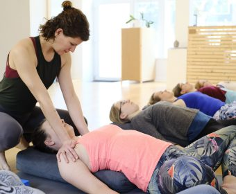 Yin Yoga & Meditation Workshop mit Stephanie