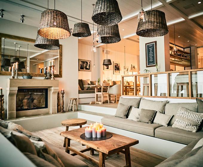 Til Schweigers Barefoot Hotel Timmendorfer Strand, Ostsee Lounge