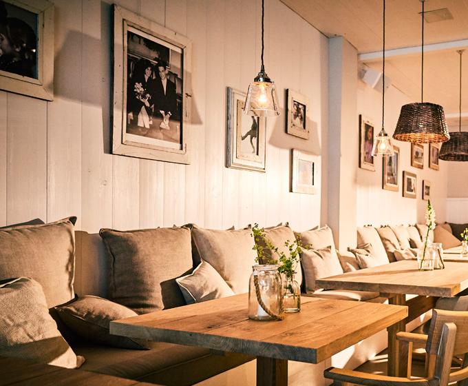 Til Schweigers Barefoot Hotel Timmendorfer Strand, Ostsee Restaurant