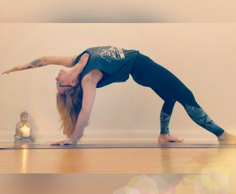 Start your year right Yoga Workshop mit Feli