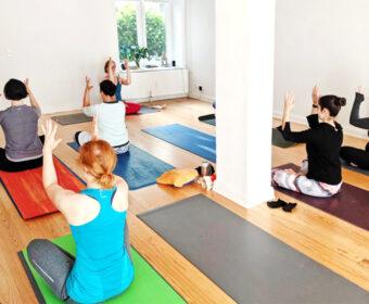 Hansa Yoga Forrest Yoga Basics Einsteigerkurs Anfänger