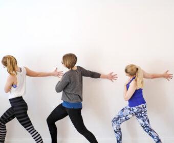 Hansa Yoga Forrest Yoga für alle Level in Hamburg Barmbek Winterhude