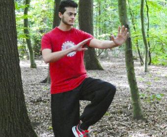 Hansa Yoga Qi Gong Trainer Sergio Hernandez